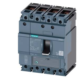 Circuit breaker 3VA1 IEC Frame 160 3VA1112-5EE42-0AA0 Siemens