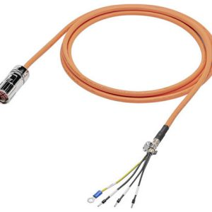 Custom-Made Pre-assembled cables for SINAMICS V90