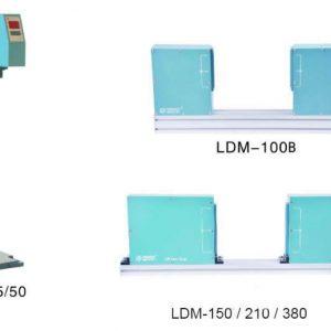 LDM-150 laser scanning gauge
