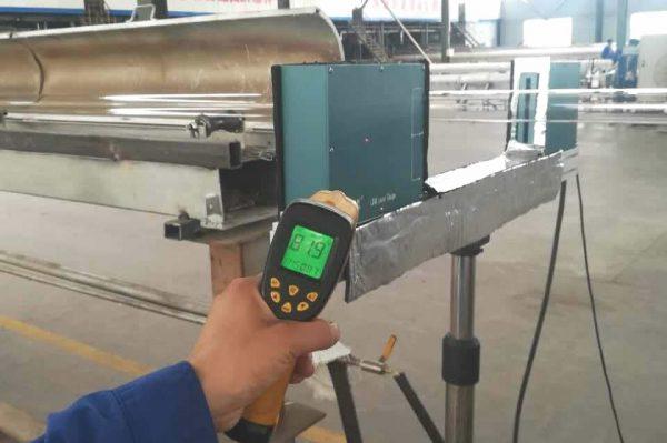 Laser scanning gauge LDM-210