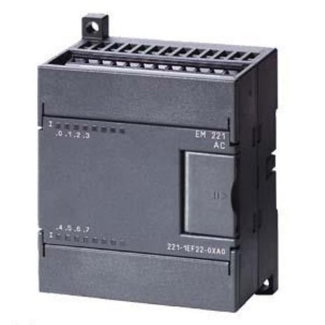 S7-200 EM221 module