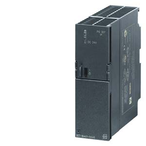 SIMATIC-S7-300-Regulated-power-supply-PS307