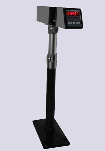 Diameter Monitor side view